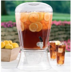 Other - 3 Gal Acrylic Beverage Dispenser